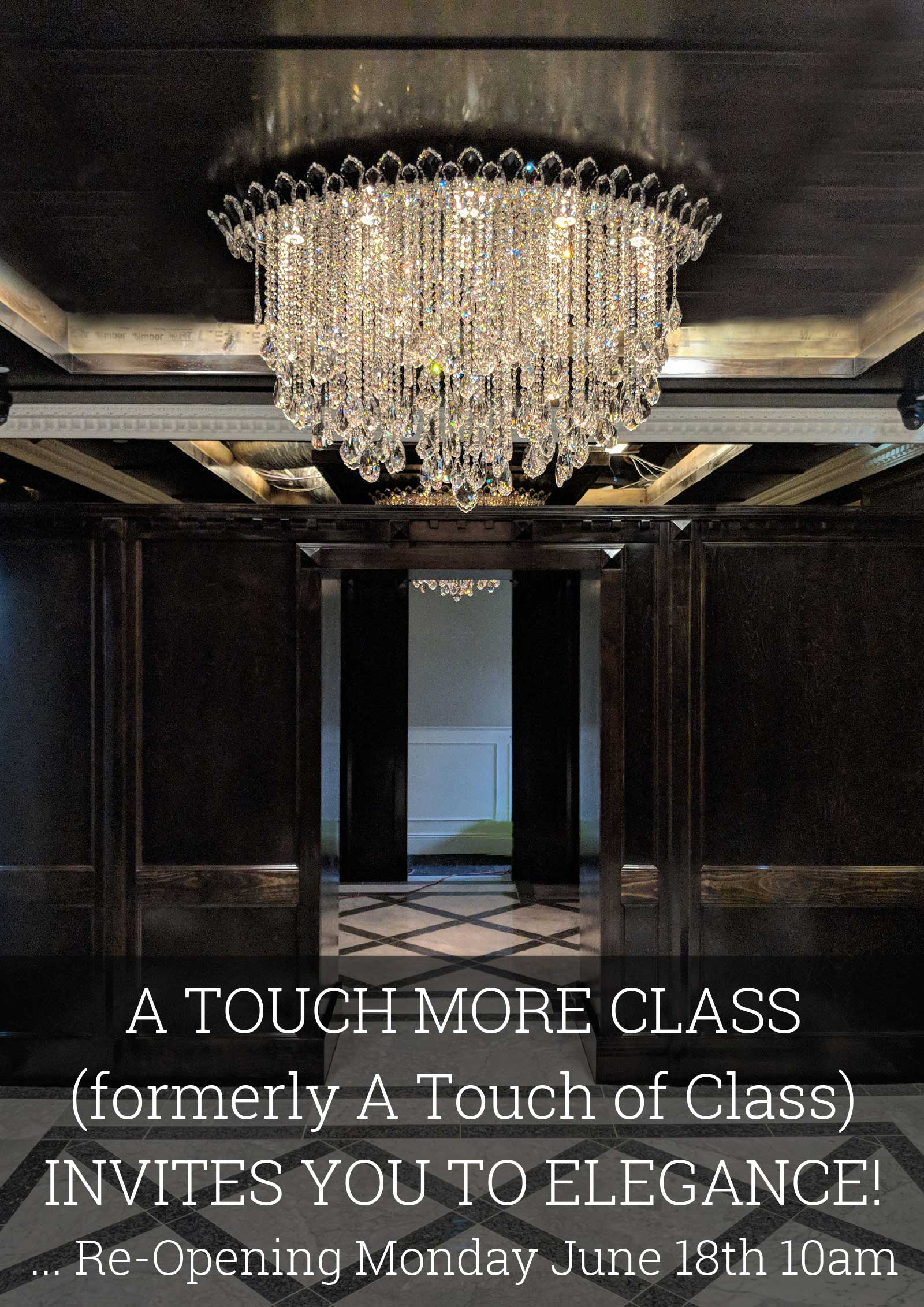 A Touch More Class (formerly A Touch of Class)